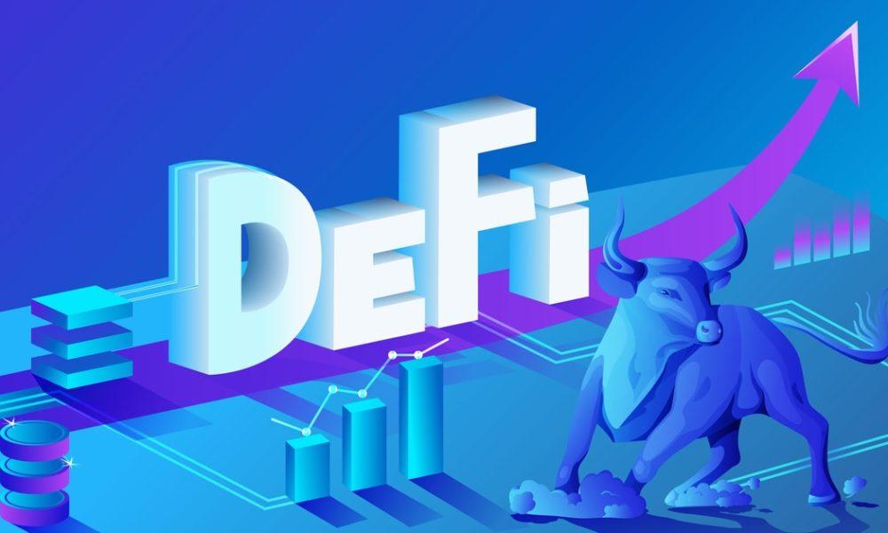 El crecimiento de DeFi contribuye a que la cuota de criptomonedas en la oferta monetaria mundial supere el 2%