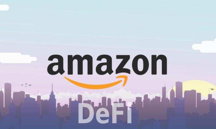 Amazon está buscando contratar a alguien con experiencia en DeFi