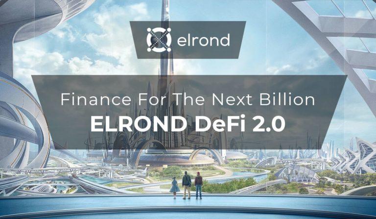 Elrond lanzará una DeFi respaldada por oro y plata